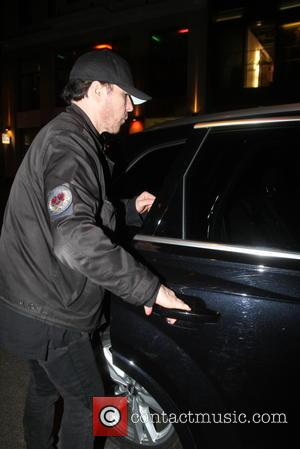 John Cusack - John Cusack seen going for dinner to Borchardt - Berlin, Germany - Monday 15th February 2016