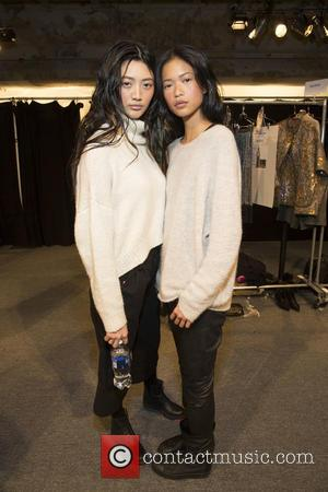 Vivienne Tam and Models