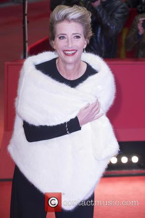 Emma Thompson Campaigns For Marine Life In Nude Shoot