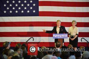 Bill Clinton, Senator Bill Nelson and Grace Cavert