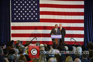 Florida State Rep. Bobby Powell and Bill Clinton