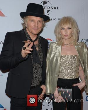 Matt Sorum and Ace Harper