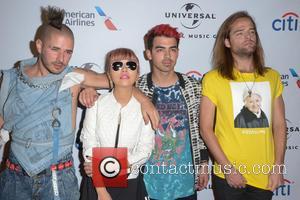 Joe Jonas and Universal Music