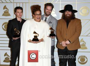 Heath Fogg, Brittany Howard, Steve Johnson, Zac Cockrell and Alabama Shakes