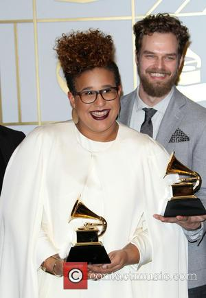 Steve Johnson, Brittany Howard and Alabama Shakes