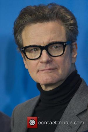 Colin Firth - Celebrities  attends a photocall and press conference for
