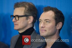 Colin Firth and Jude Law