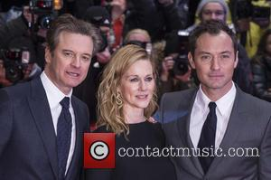 Colin Firth, Laura Linney and Jude Law
