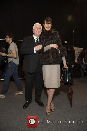Dennis Basso and Carol Alt
