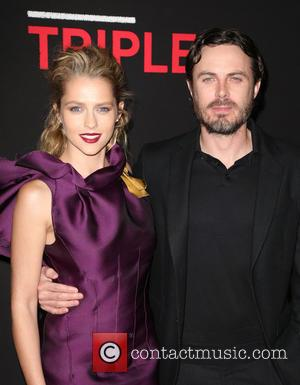 Teresa Palmer and Casey Affleck
