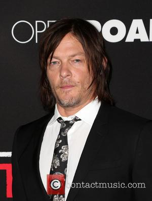Norman Reedus Had A 'Working Vacation' On Triple 9