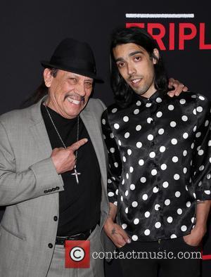 Danny Trejo and Gilbert Trejo