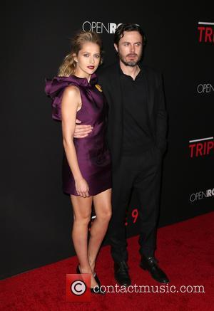 Teresa Palmer and Casey Affleck