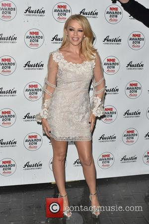 Kylie Minogue Engaged - Report