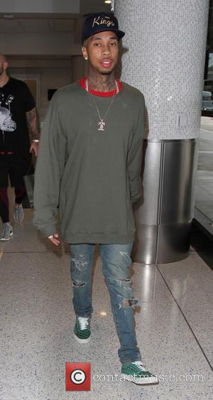 Tyga 'Set To Lose Luxury Sports Car'
