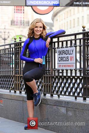 Katherine Jenkins - Today sees the launch of the Sure Skipathon in support of Sport Relief, encouraging the nation to...