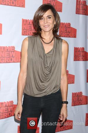 Polly Draper - Opening night after party for the New Group production Buried Child, held at the Out Hotel -...