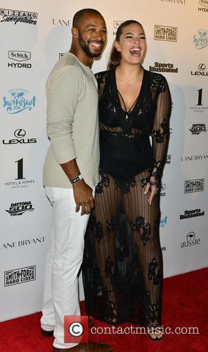 Justin Ervin and Ashley Graham