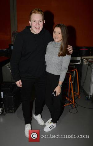 Brooke Vincent and Colson Smith