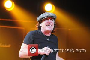 Ac/dc's Brian Johnson Forced To Bow Out Of Tour