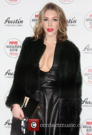 Katherine Ryan - The NME Awards 2016 held at the O2 Academy - Arrivals at The NME Awards - London,...