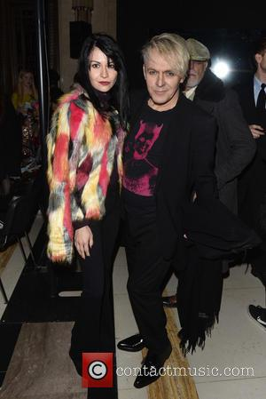 Nick Rhodes and Guest