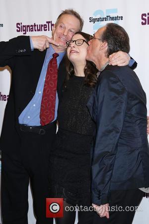 Bill Irwin, Shaina Taub and David Shiner