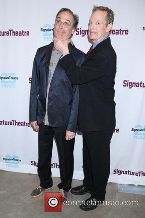 David Shiner and Bill Irwin