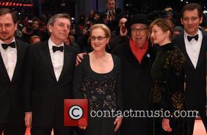 Lars Eidinger, Nick James, Meryl Streep, Dieter Kosslick, Alba Rohrwacher and Clive Owen