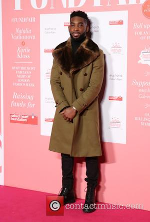 Tinie Tempah - Naked Heart Foundation's Fabulous Fund Fair 2016 held at Old Billingsgate - Arrivals at Old Billingsgate -...