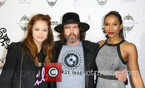 Alexis Knapp, Mickey Gooch and Krystal Harris