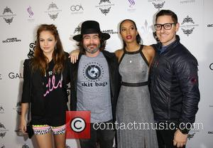 Alexis Knapp, Mickey Gooch, Krystal Harris and Mike Hermosa