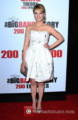 Melissa Rauch - 'The Big Bang Theory' 200th episode party held at Vibiana in Los Angeles - Arrivals at Vibiana...