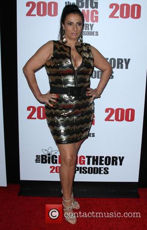 Alice Amter - 'The Big Bang Theory' 200th episode party held at Vibiana in Los Angeles - Arrivals at Vibiana...