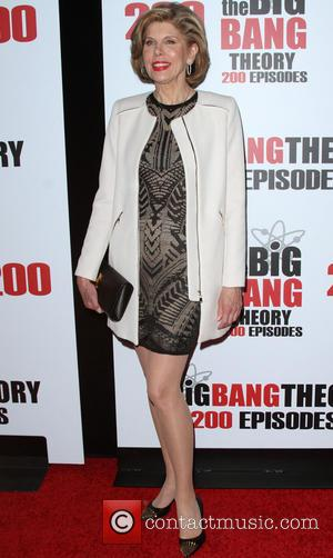 Christine Baranski - 'The Big Bang Theory' 200th episode party held at Vibiana in Los Angeles - Arrivals at Vibiana...
