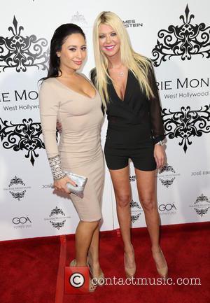 Karlee Perez and Tara Reid