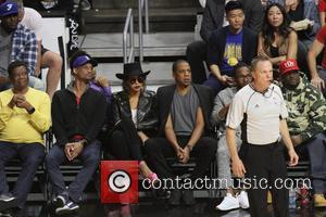 Jay Z, Beyonce' and Kendrick Lamar