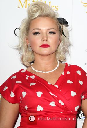 Hannah Spearritt - Whatsonstage Theatre Awards held at the Prince of Wales Theatre - Arrivals at Prince of Wales Theatre...
