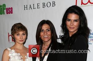Clare Bowen, Lea Journo and Angie Harmon