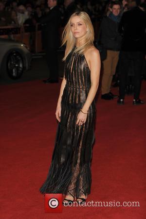 Annabelle Wallis - Film premiere of Grimsby held at Odeon Leicester Square at Odeon Leicester Square - London, United Kingdom...
