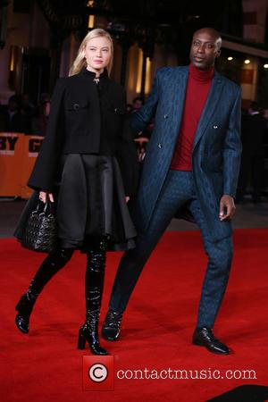 Ozwald Boateng , Guest - World premiere of 'Grimsby' held at the Odeon - Arrivals - London, United Kingdom -...