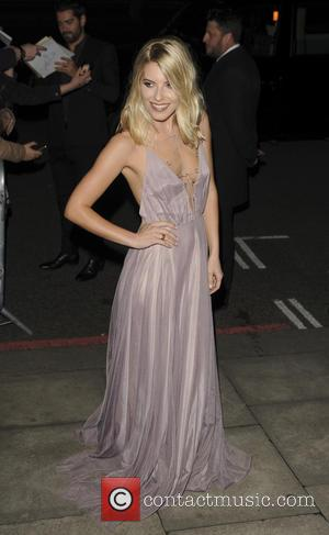 Mollie King - Various celebrities attend Elle Style Awards 2016 at Elle Style Awards - London, United Kingdom - Tuesday...