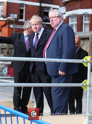 Boris Johnson and Patrick Mcloughlin