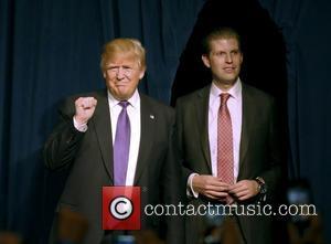 Donald J Trump and Eric Trump