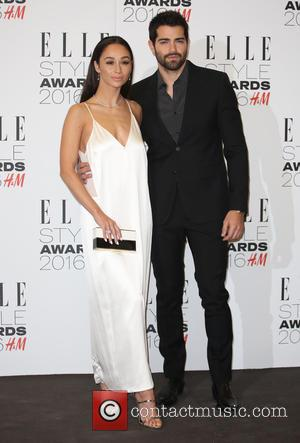 Cara Santana , Jesse Metcalfe - The Elle Style Awards 2016 - Arrivals at The Elle Style Awards - London,...