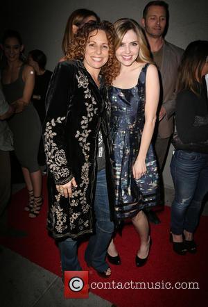 Meredith Scott Lynn and Jen Lilley