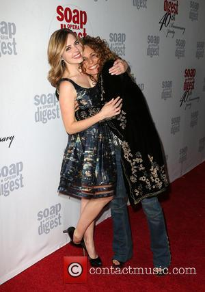 Jen Lilley and Meredith Scott Lynn