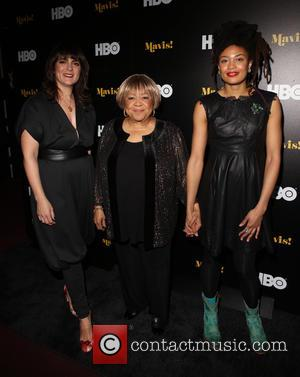 Jessica Edwards, Mavis Staples and Valerie June