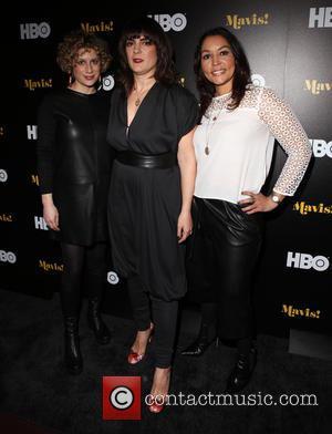 Sara Bernstein, Jessica Edwards and Lucinda Martinez