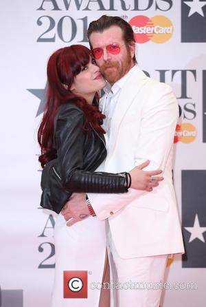 Jesse Hughes and Tuesday Cross
